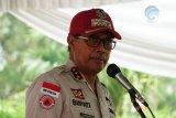 Bupati Lampung Tengah minta Linmas ikut awasi pilkada 9 Desember