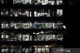 Jakarta PSBB total, Anies batasi aktivitas perkantoran non-esensial