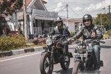 Silent rider north Celebes, komunitas aliran bebas peduli tren motor custom daerah