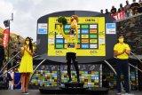 Klasemen sementara Tour de France usai etape ke-13