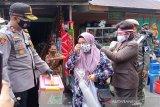 Kapolres Barsel : Masih banyak masyarakat tak gunakan masker