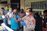 Polisi Medan ringkus delapan perampok gunakan senjata api rakitan