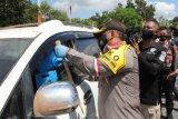 Jelang pilkada, Polda Kalteng gencar kampanyekan penggunaan masker