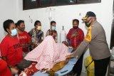 Bentrok dua kelompok kampung di Jayapura, 7 terluka