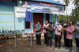 Optimalkan pelayanan kesehatan, Bupati Siak resmikan Poskesdes Kampung Sabak Permai