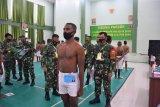 Danrem 173/PVB pimpin sidang parade Caba PK TNI AD