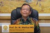 Mahfud MD: Kritis modal penting dalam dunia akademis