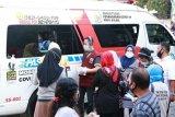 Dinkes Makassar gelar tes usap di enam kecamatan episentrum COVID-19