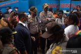 Pemkab Mimika tertibkan pedagang berjualan di eks Pasar Swadaya