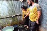 Seorang gadis di Bartim dilecehkan saat mandi tanpa busana
