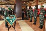 Kasad serahterimakan lima jabatan TNI AD