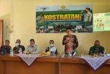 Kostratani menjadi pendorong produktivitas pertanian