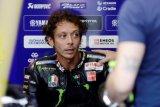 Valentino Rossi bantah akan pensiun