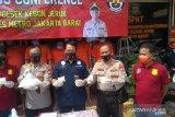 Polisi gagalkan peredaran narkoba jenis sabu senilai Rp1,8 miliar di Kebon Jeruk