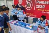 Kemenkumham Sulawesi Tenggara sidak di Rutan Kolaka