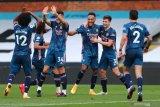 Arsenal buka musim baru Liga Inggris dengan kemenangan 3-0 di markas Fulham