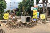 Jalan Kemasan Yogyakarta ditutup per penggal pada saat revitalisasi SAH