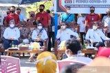 Gubernur Sulsel dan warga dialog penataan-pengembangan Pulau Lae-lae Makassar