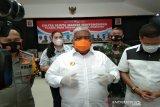 Gubernur Sultra Ali Mazi minta saling ingatkan penggunaan masker