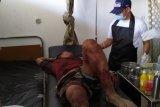 Pelaku curanmor asal Desa Beleka nyaris tewas dihajar warga setelah curi SPM Honda 70