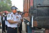 Dirjen Hubdar  minta perusahaan logistik segera perbaiki truk