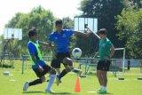Shin Tae-yong nilai pertahanan dan stamina Timnas U-19 bermasalah
