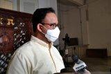Anies nyatakan dua pejabat  tinggi DKI Jakarta terpapar COVID-19 tanpa gejala