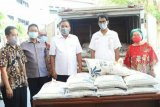 Gubernur  luncurkan program bansos beras untuk 95.517 KPM-PKH