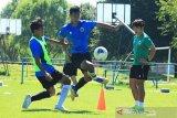 Pelatih Shin Tae-yong rotasi pemain saat melawan Bosnia-Herzegovina