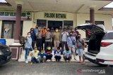 Polisi tangkap enam perampok di Kuala Betara Tanjab Barat, Jambi