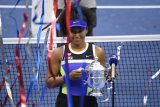 Fakta singkat juara baru AS Terbuka Naomi Osaka