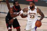 LA Lakers lempar Rockets keluar orbit dan amankan tiket final wilayah