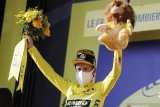 Berikut klasemen sementara Tour de France setelah etape ke-15