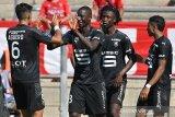 Rennes, Brest, Lens curi tiga poin atas lawan-lawannya