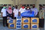 Tenaga kesehatan di Banggai kembali dapat bantuan APD dari DSLNG