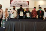 KPID, KPU dan Bawaslu Sulbar awasi kampanye Pilkada 2020