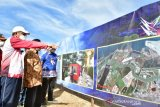 Empat pengusaha serahkan sertifikat lahannya untuk pelebaran jalan di Makassar