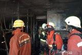 Kebakaran di Apartemen Sentral Timur diduga dari bara puntung rokok