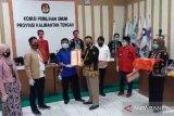KPU nyatakan pasangan bakal calon Pilkada Kalteng mampu secara jasmani-rohani