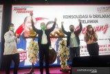 Deklarasi relawan, Ben-Ujang cetuskan program prorakyat