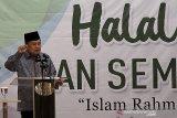Jusuf Kalla : Kalau pandemi bisa diselesaikan, maka ekonomi akan kembali lancar