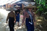 Petani Badui  Lebak mulai tanam padi huma
