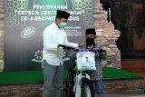 136 sepeda gratis untuk anak yatim di Kudus