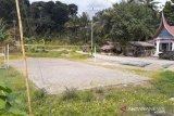 PT Semen Padang bantu pembangunan  lapangan voli di Lubuk Kilangan