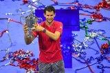 Petenis Austria Thiem dobrak tiga besar penguasa Grand Slam untuk juarai US Open