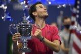 Fakta singkat juara tunggal putra US Open Dominic Thiem asal Austria