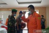 Basarnas latihan menangani kecelakaan kapal pengungsi di Selat Lombok