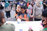 Sebanyak 565 warga terjaring operasi yustisi memilih sanksi denda administratif