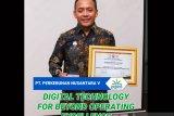 Digitalisasi teknologi PTPN V