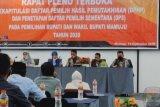 KPU Mamuju tetapkan DPS sebanyak 160.519 pemilih Pilkada 2020